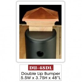 DU-48DL Double Lip Bumper