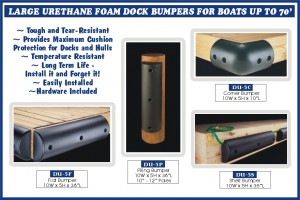 Dock Bumpers for large size boats
